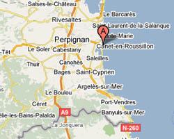 Location vacances vue mer canet plage - Office du tourisme de canet en roussillon ...