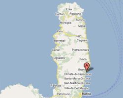 Location Vacances Vue Mer Erbalunga Brando