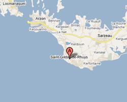 Location vacances vue mer st gildas de rhuys - Office du tourisme st gildas de rhuys ...