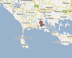 Location Vacances Vue Mer St Philibert