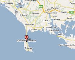 Baie de quiberon image 300 - Camping port blanc saint pierre quiberon ...